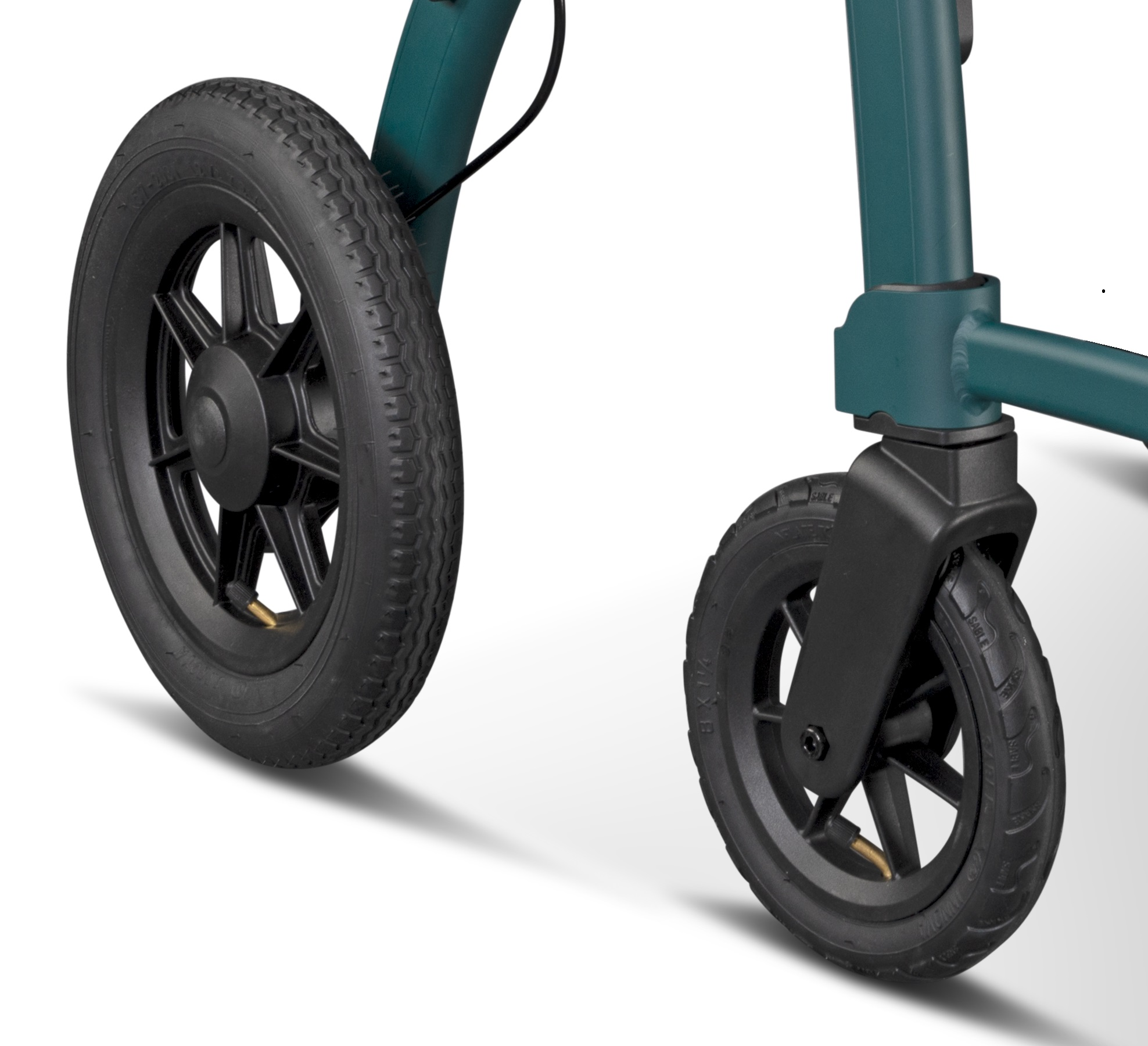 Rollz Motion Performance, wheelchair close-up wheels