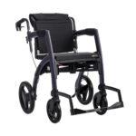 Rollz Motion fauteuil roulant en noir
