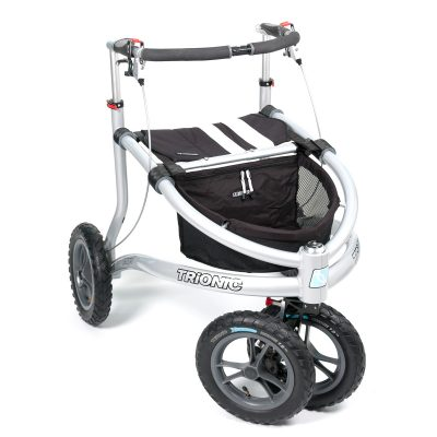 Trionic Veloped rollator / déambulateur