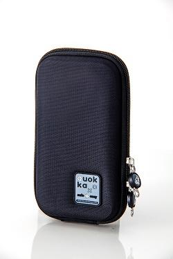 Quokka smartphone tas zwart