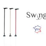 Logo van Swing wandelstokken