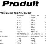 Trionic Walker specifications FR