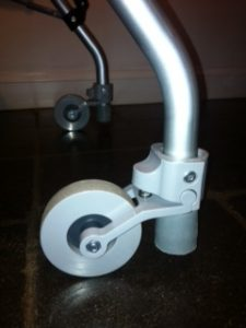 wheel ara rollator