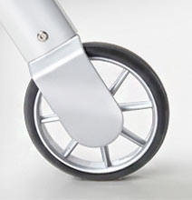 Let's Go Indoor rollator wheel