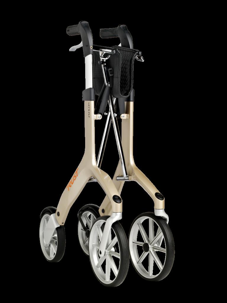 Nieuw Let's Fly Rollator TrustCare Mobio gamma