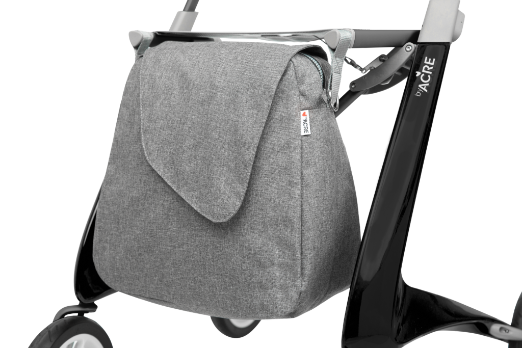 Carbon Ultralight Deambulateur Shopper Close Up
