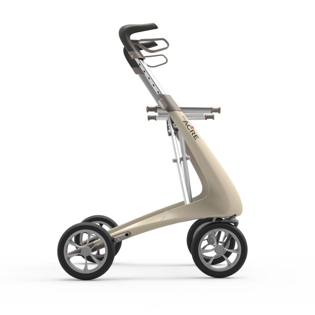 Carbon Ultralicht lichtgewicht rollator