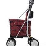 Lett800 boodschappentrolley rollator