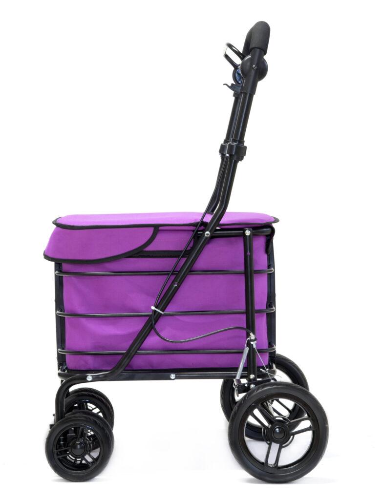 Déambulateur Carlett en violet
