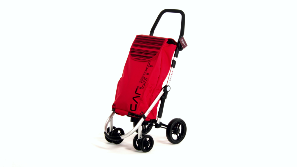 Carlett caddy en rouge