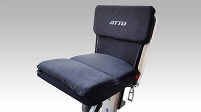 ATTO - Cushion Seat Upholstery