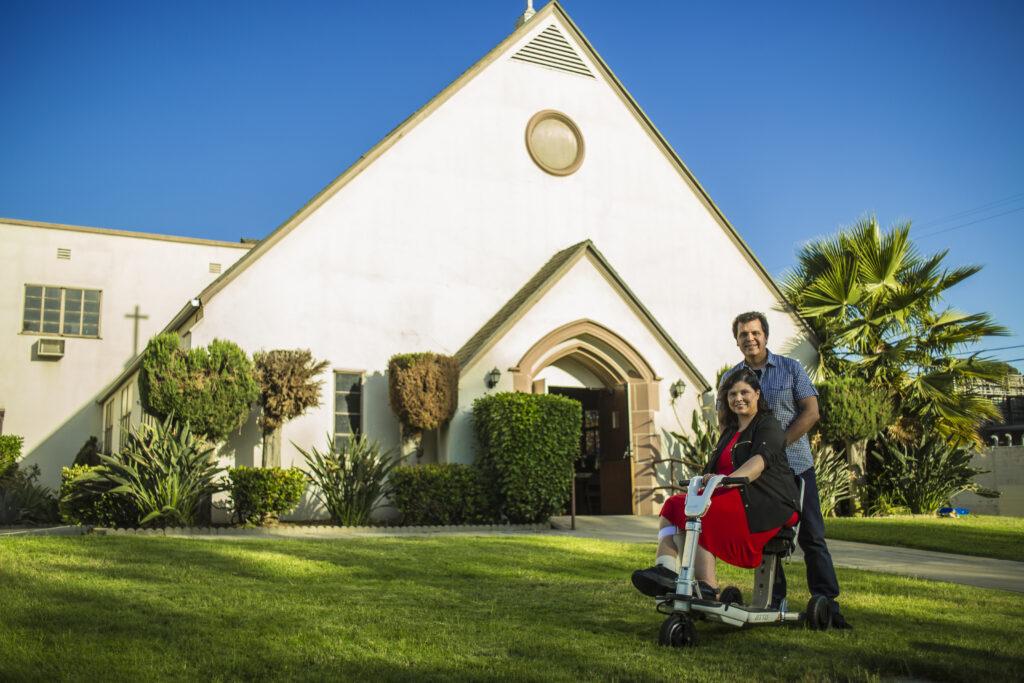Atto user photo - church couple