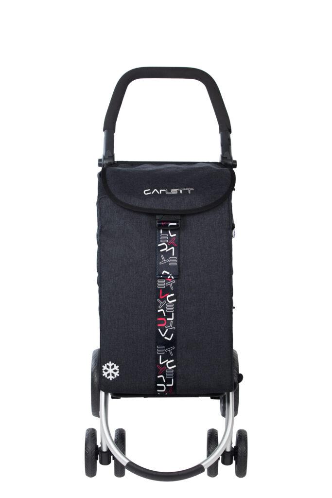 shopping trolley LETT460 diag black