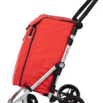 shopping trolley LETT460 later red