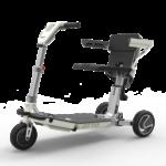 Le magnifique scooter de mobilité pliable (inklapbare scootmobiel)