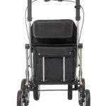 Lett 900 - chariot de course - boodschappenrollator - carlett - noir