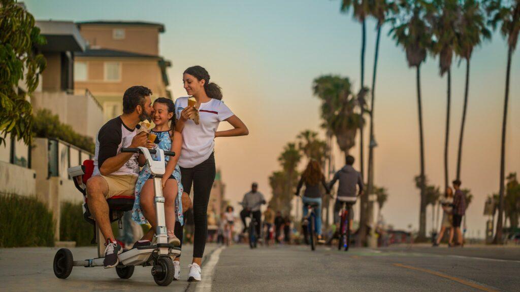 Atto scooter user photo 1