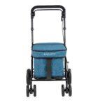 lett700-tutquoise rollator déambulateur
