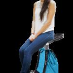 Mobioshopper Blue+Seat - AC01-19